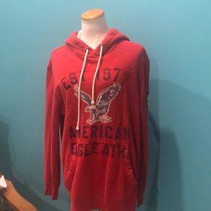 AE hoodie size large